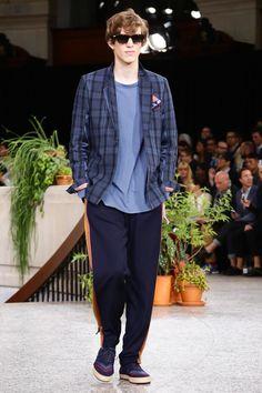 #Menswear #Trends Paul Smith Menswear Spring Summer 2015 Primavera Verano #Tendencias #Moda Hombre