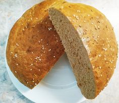 Rychlý, chutný Cornbread, Banana Bread, Ethnic Recipes, Food, Millet Bread, Essen, Meals, Yemek, Corn Bread