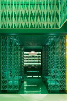 Nimman Spa in Shanghai by Maos Design, shortlisted in the Hotels category.