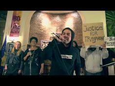 "Jasiri performs ""Trayvon"" live in NYC."