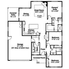 108-1865: Floor Plan Main Level