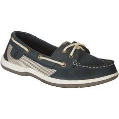 2c80b8e547bfec Reel Legends Womens Sanibel Boat Shoes
