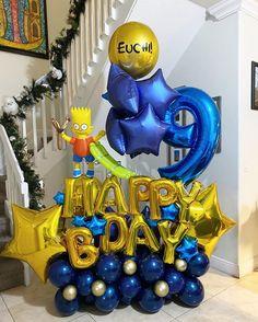 Diy Diwali Decorations, Girl Birthday Decorations, Birthday Balloon Decorations, Birthday Balloons, Handmade Decorations, Balloon Tower, Balloon Shop, Balloon Display, Balloon Gift