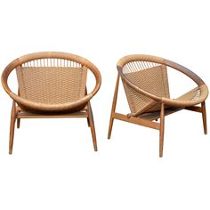 1stdibs | Two 1950s Danish Armchairs