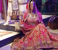 beautiful indian bridal wear