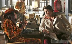 'Castle' '70s episode First Look: Nathan Fillion's grooviest look yet — EXCLUSIVE PHOTOS | EW.com