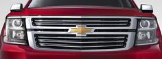 Explore Chevrolet's exciting lineup of cars, trucks, SUVs, crossovers and vans. 2015 Chevy Tahoe, 2015 Tahoe, Chevrolet Tahoe, Chevrolet Logo, Luxury Cars, Vans, Trucks, Spring 2014, Vehicles