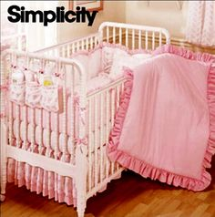 Baby Crib Quilt Pattern  Fitted Crib Sheet Pattern  by blue510
