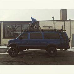 Track standin' on the #adventuremobile  . . . .#statebicycleco #exploreyourstate