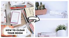 How To Clean Your Room | KonMari Method - YouTube