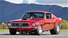 1968 Ford Mustang Co