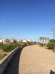Menorca Beaches, Sidewalk, Side Walkway, Walkway, Walkways, Pavement