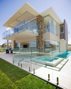 Rosamaria G Frangini | Architecture Houses | glass wall
