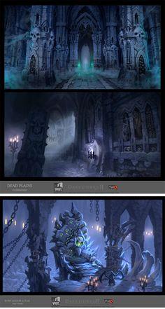 Darksiders 2 Concept