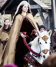 Vikings king Ecberts daughter