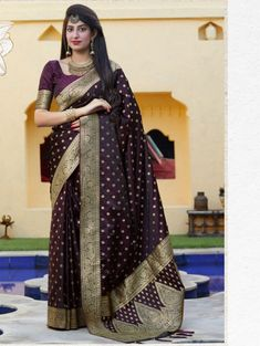 Purple Colored Beautiful Weaving Pure Silk Saree | ₹3,550.00 | Visit Now : www.grabandpack.com | Contact us/ Whats app us on +919898133588, +917990485004 | Ship to All major Counties Like USA , Maurtius , Malaysia , Saudi Arabia , West Indies , Australia , Bangladesh , South Africa ,U.K , Canada ,Singapore , UAE etc. To Buy this Beautiful saree At Best Price | Design : RC004