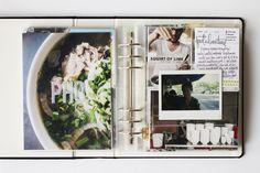 Kelly Purkey // travel album