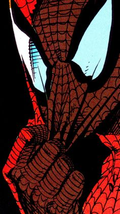 36 Spiderman by Mike Zeck All Spiderman, Amazing Spiderman, Batman, Marvel Art, Marvel Dc Comics, Marvel Heroes, Old Comics, Vintage Comics, Comic Books Art
