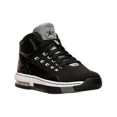 the best attitude f3515 04877 Nike Men s Air Jordan Ol  School Off Court Shoes, Black ( 80) ❤