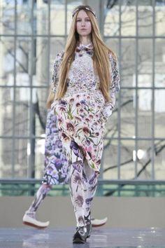 London College of Fashion M.A. @ London Womenswear A/W 2013