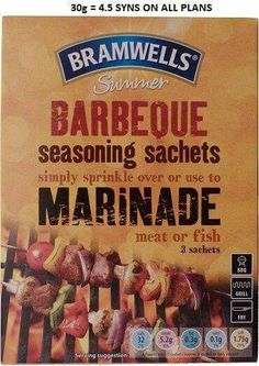 Aldi Syns, Bbq Grill, Grilling, Slimming World Recipes, Pop Tarts, Spicy, Snack Recipes, Beef, Fish