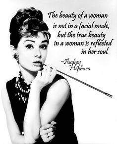 Super breakfast at tiffanys party ideas audrey hepburn style icons 45 ideas Movie Quotes, True Quotes, Great Quotes, Inspirational Quotes, Motivational, Audrey Hepburn Quotes, Audrey Hepburn Style, Makeup Quotes, Beauty Quotes