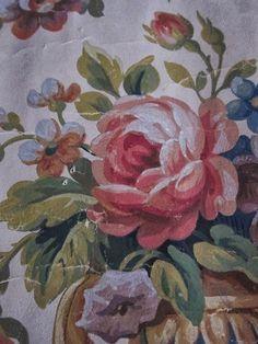 Early wallpaper