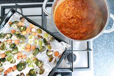 Meal Pep Sonntag - Tipps und Tricks für die Vorbereitung und eine gesunde Ernährung Palak Paneer, Clean Eating, Real Food Recipes, Meal Prep, Prepping, Lunch, Snacks, Meals, Rezepte