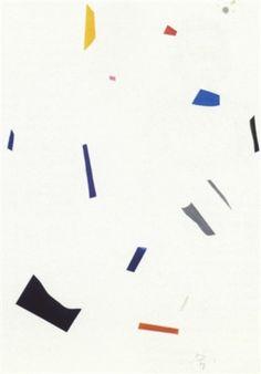 1978 Ohne Titel by Imi Knoebel