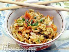 Kimchi (Kim Chee) koreai csípős, érlelt saláta   Mesterszakacs.hu