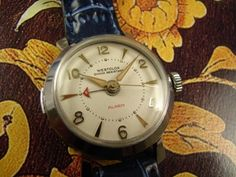 Vintage 50's Westclox Watch