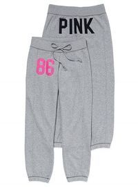 Wear Everywhere Pant - Victorias Secret Pink -these are the most comfy ever....
