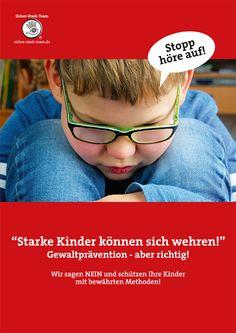 Die DVD hilft Eltern Ihre Kinder zu schützen