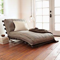 Futons Chaise Lounge | Futon Mattress From West Elm