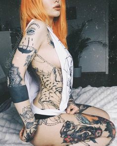 redhead-tattoo-chelsea-sex-with-sleeping-blonde