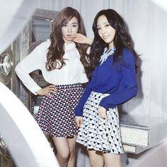 150314 #snsd#girls'generation#GG#tts#taeyeon#tiffany#so cute#star#lovely#:-)