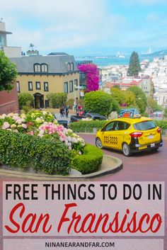 11 Totally Free Things to do in San Francisco - Nina Near and Far