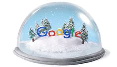 Dalle 5:48 di oggi 22 dicembre 2015 siamo in Inverno e il doodle che vediamo sulla homepage di Google ce lo ricorda.