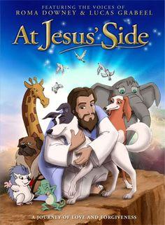 At Jesus Side - Christian Movie/Film on DVD. http://www.christianfilmdatabase.com/review/at-jesus-side/