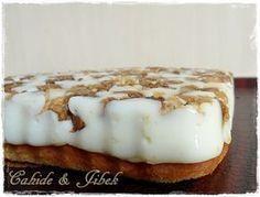 """Kuru İncirli Karamelli Pasta Bugüne kadar yediğim en güzel pasta bu!"""""""