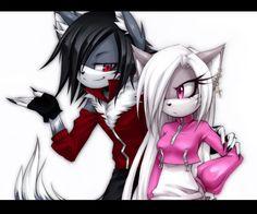 Sonic Hedgehog Fan Characters deviantART   Tags: Anime, Ann-Jey, Sonic the Hedgehog, Fan Character, Lethe (Oc ...