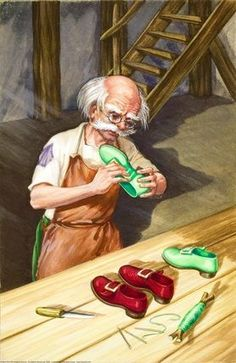 147efde2cc7 15 Best the shoemaker and the elves images in 2013 | Elves ...