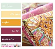 color palettes by carina8