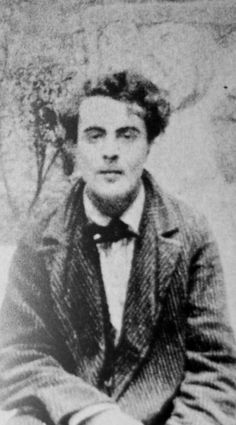 Amedeo Modigliani at la ruche 1914