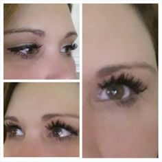 Younique 3d fiber lashes  Www.youniqueproducts.com/leannethorne