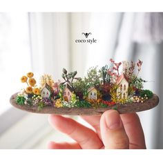 Ten Sensational Inspiring ideas For Dollhouse Miniature Tutorials, Diy Dollhouse, Miniature Dolls, Dollhouse Miniatures, Miniature Plants, Miniature Fairy Gardens, Miniature Houses, Garden Workshops, Mini Plants