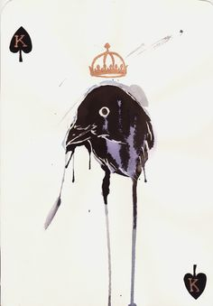 King of Spades - Art by AnoukvdM