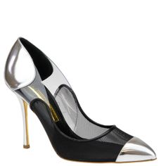 #Rupert #Sanderson plexi and mesh pumps. Autumn winter 2014. Available from shop.wunderl.com