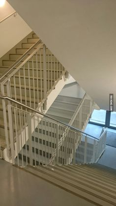 Recurring nightmare of mine - these staircases, with some of them ending mid air. Extremely weird to actually see them.
