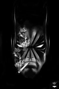 FANTASMAGORIK® BAT SMOKER by obery nicolas, via Behance
